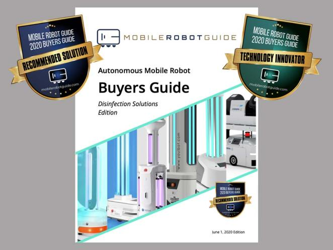 Mobile Robot Buyers Guide Cover Page