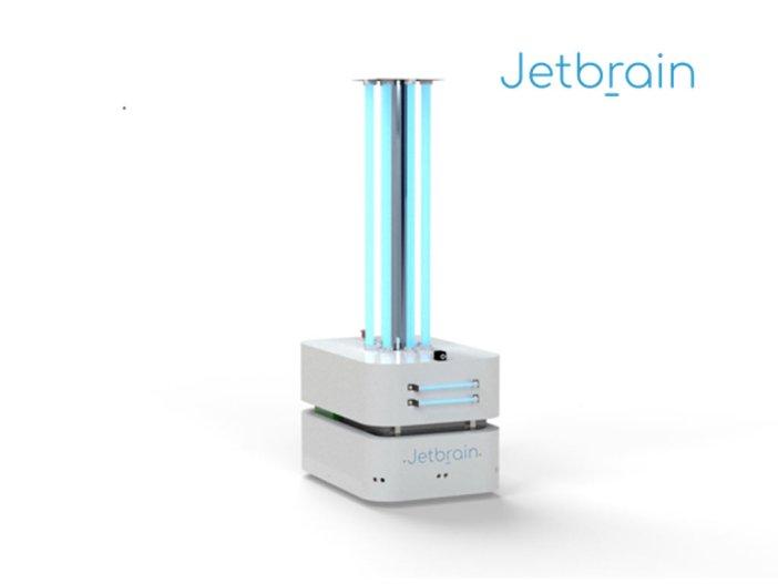 JetBrain UVC Light robot