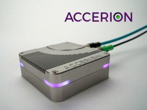 Accerion indoor localization sensor