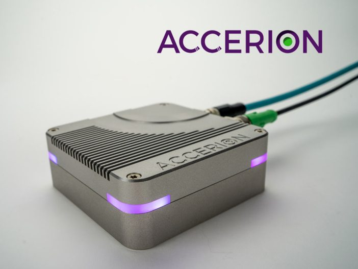 Accerion indoor localization sensor