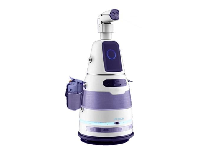 UBTECH AIMbot Disinfection Robot