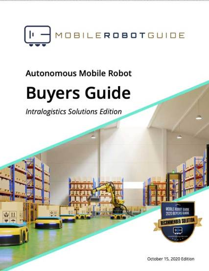 2020 Intralogistics Buyers Guide Cover
