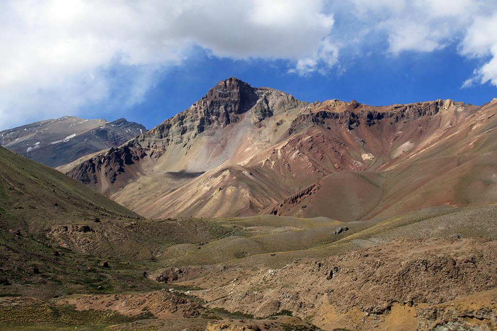 【美洲最長山脈.安地斯山脈】阿根廷 | mobileround