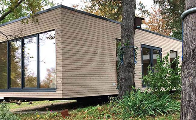 Wooden Mobile Homes Our Highlight Mobile Tiny House