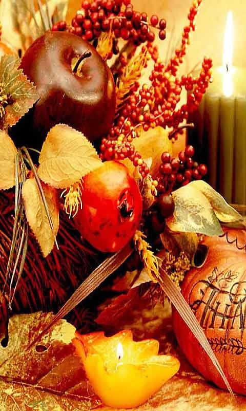 Thanksgiving Live Wallpaper Free Android