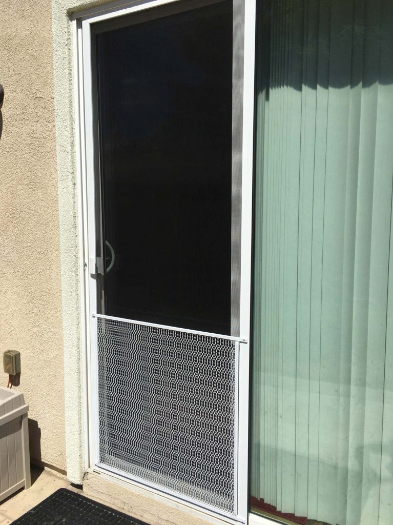 Depot Home Screen Doors Sliding