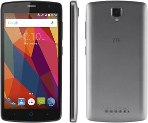 ZTE Blade L5 MT6572 Android 5.1.1 Firmware
