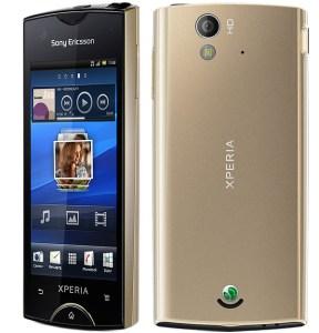 Sony Ericsson XPERIA Ray ST18