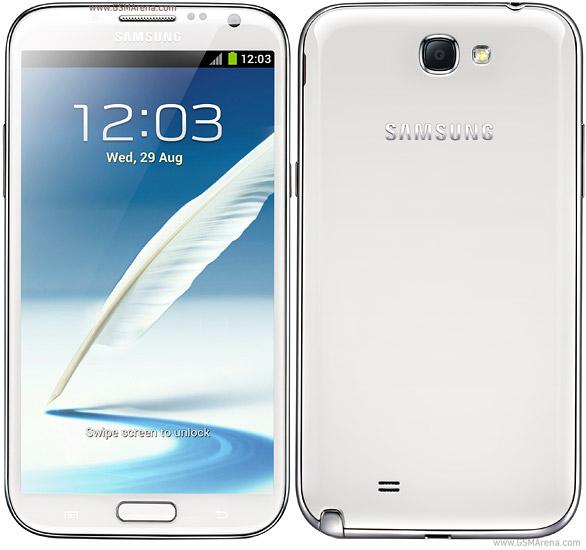 Samsung Galaxy Note 2 SGH-I317