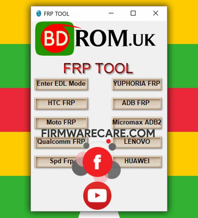 Bdrom FRP Tool