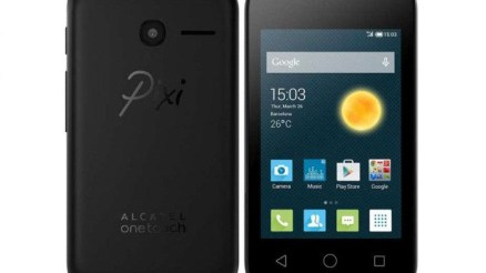 Alcatel One Touch Pixi 3 4009D stock rom