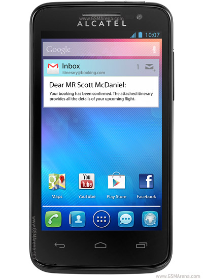 Alcatel One Touch M Pop 5020A