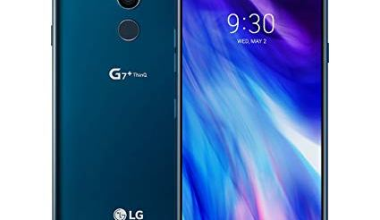 LG G7 Plus ThinQ G710EAW Stock Firmware Flash File