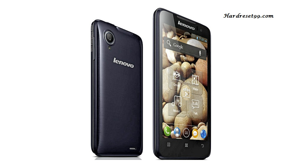 Lenovo A798T Stock Firmware Flash File