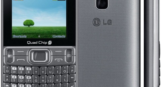 LG C299 Stock Firmware Flash File