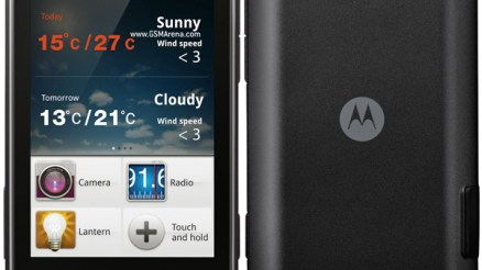 Motorola Defy Mini XT320 Stock Firmware Flash File