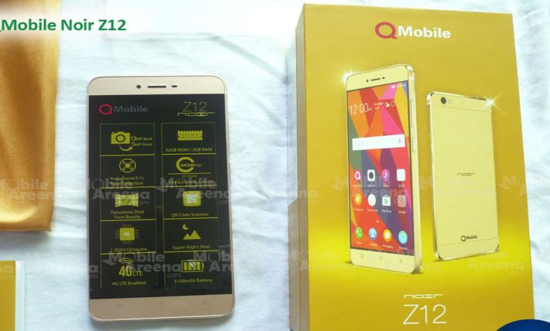 Photo of QMobile Noir Z12 Review