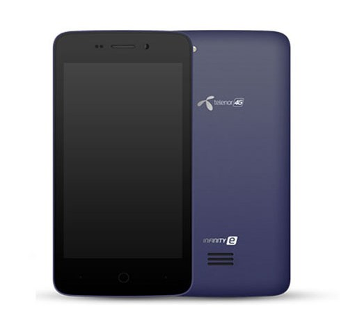 Telenor Infinity E Price in Pakistan with Specifications