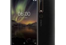 Photo of Nokia 6 2018