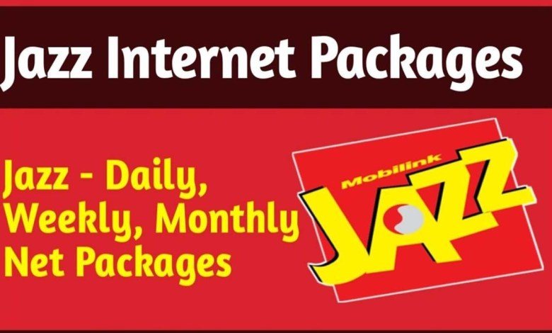 Photo of Latest Jazz Internet Packages