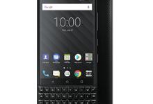 Photo of BlackBerry Key 2