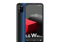 Photo of LG W41 Pro