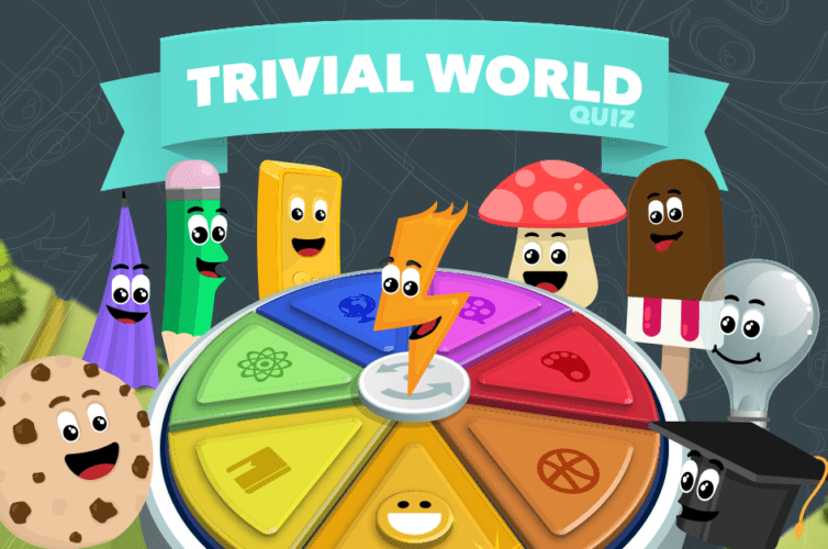 Trivial World Quiz Pursuit