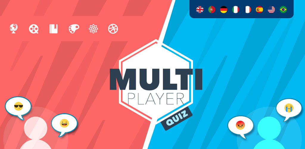multiplayer quiz - mobile game for Android and iOS