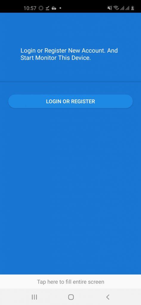 Step 4: Register