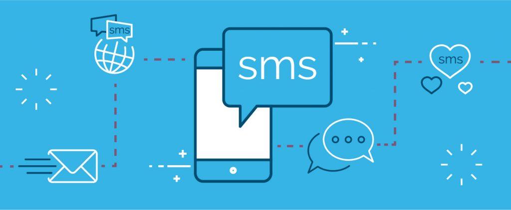 Steps to track SMS