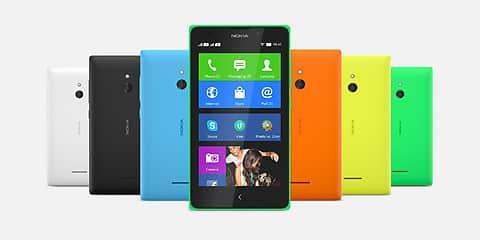 Nokia X niestety bez aktualizacji do X software platform 2.0