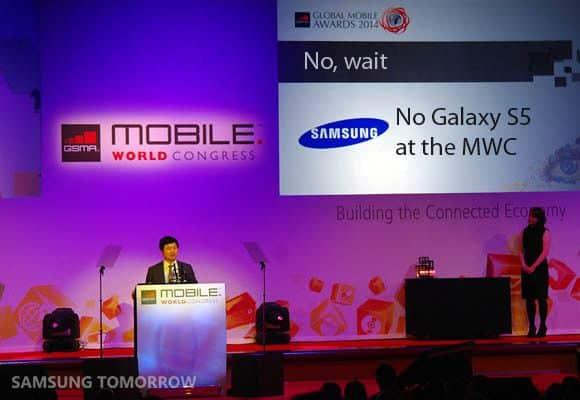 [MWC 2014] Samsung Galaxy S5 – relacja na żywo