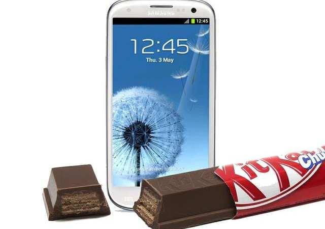 Co z aktualizacją Kit Kat dla Galaxy S III?