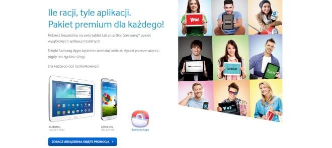 Samsung z licznymi bonusami dla swoich klientów (nie dla SIII?)