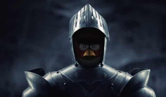 Nowe Angry Birds przeniesie nas do średniowiecza