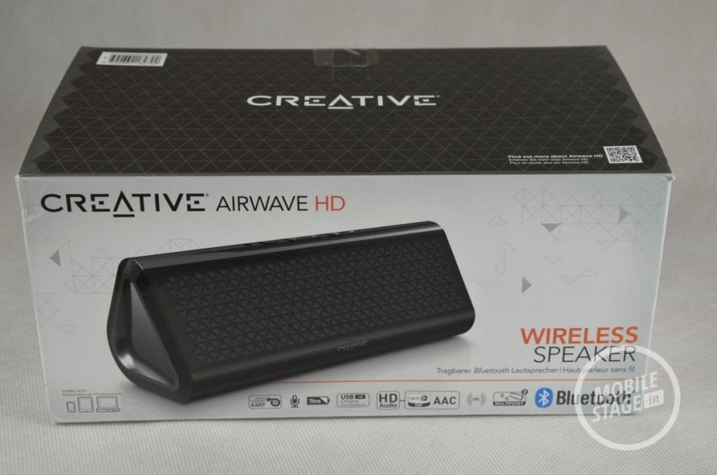 Creative Airwave HD