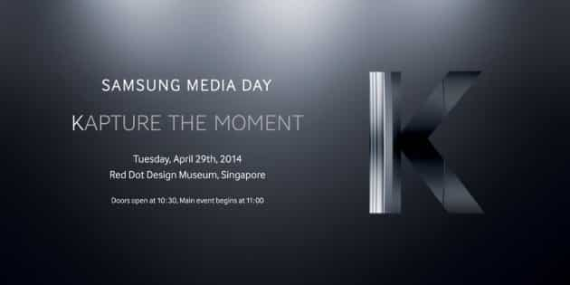 Galaxy S5 Zoom (Galaxy K) zostanie zaprezentowany 29 kwietnia