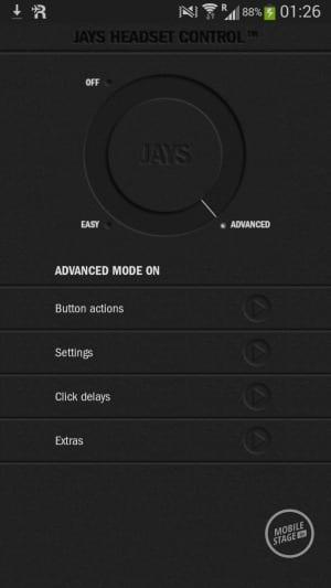 Jays Headset Control