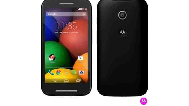 Motorola Moto E – specyfikacja i zdjęcia producenta