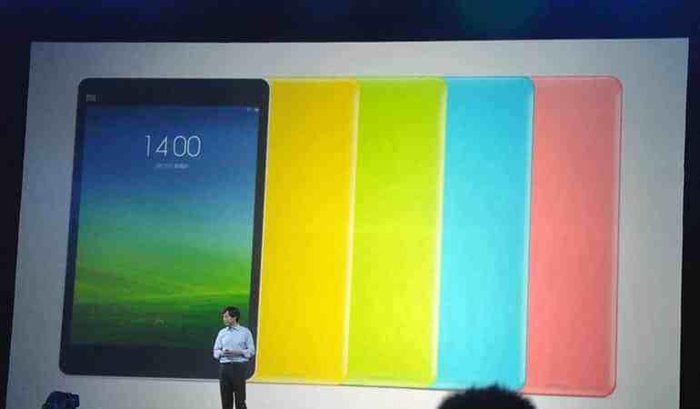 MiPad – pierwszy tablet od Xiaomi