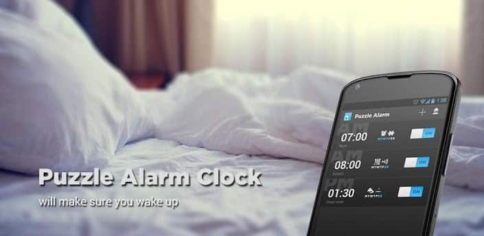 Puzzle Alarm Clock – wybudzi nawet największego śpiocha [RECENZJA]