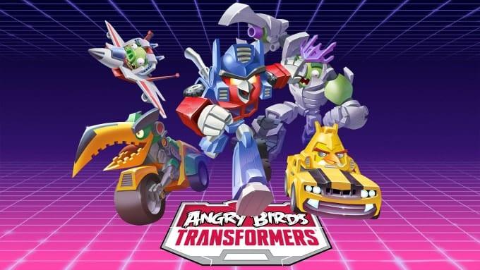 Angry Birds Transformers w drodze!