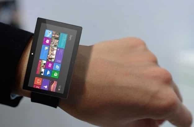Microsoft pracuje nad własnym smartwachem