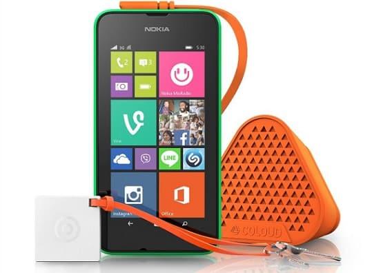 Nokia Lumia 530 zaprezentowana