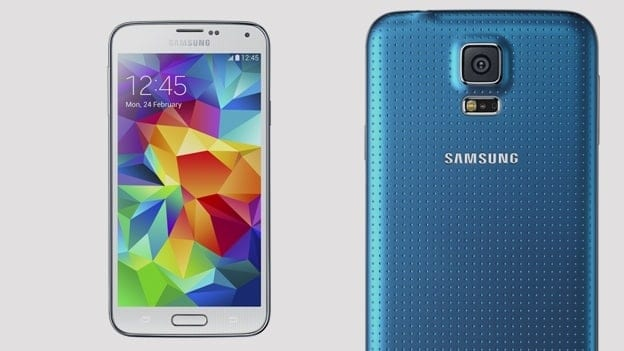 Samsung Galaxy S5 z systemem Tizen?