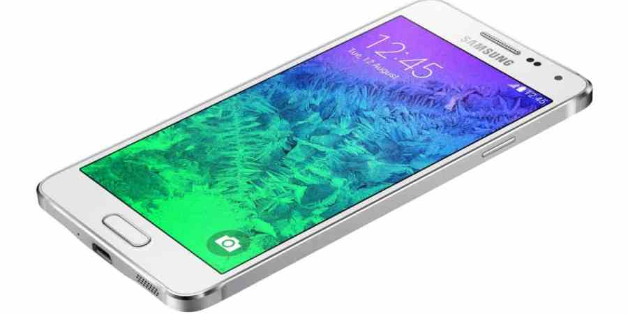 Samsung Galaxy Alpha zaprezentowany!