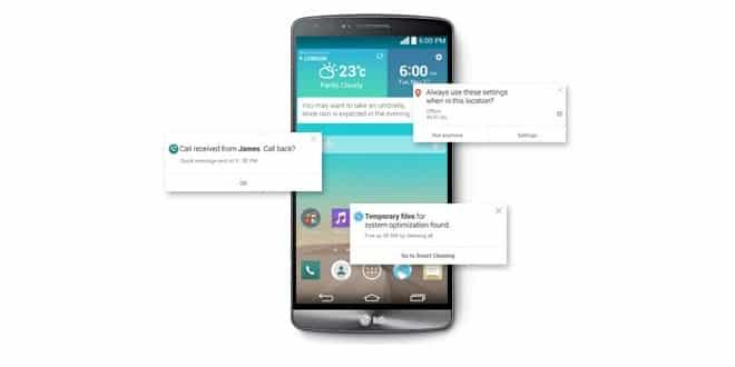 LG G3 UX niedługo dla wszystkich smartfonów i tabletów LG!