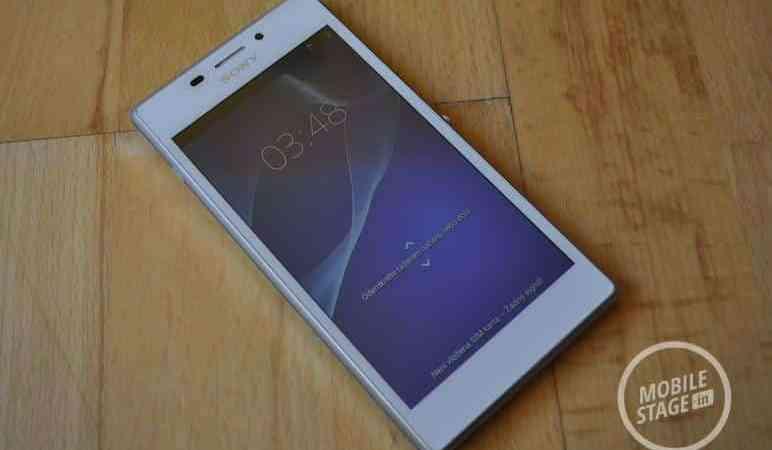 Sony Xperia M2 – Recenzja