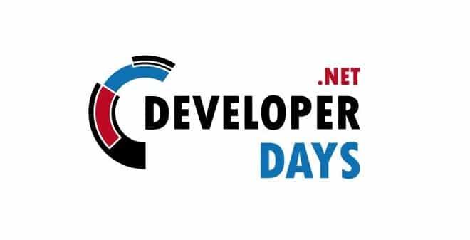 .NET DeveloperDays | 14-16 październik 2014 | Wrocław