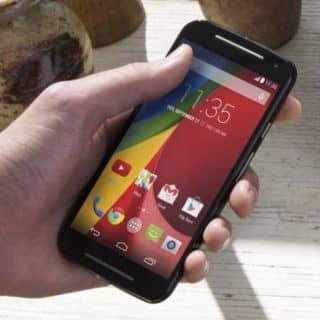 [IFA 2014] Motorola Moto G – 180 dolarowy średniak